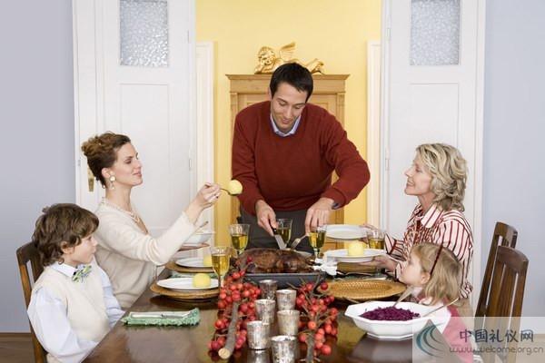 家庭就餐文化